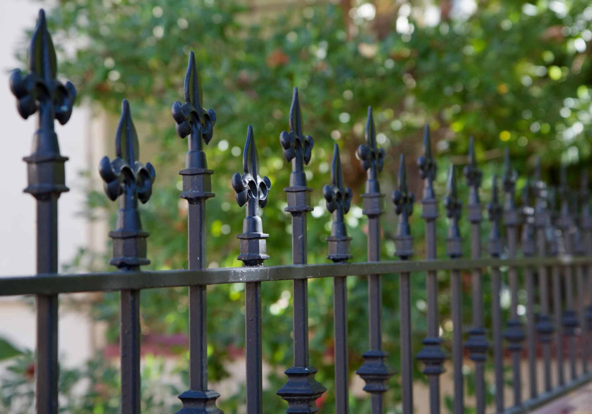 Concord CA Fence Company - Wrought Iron Fencing and Gates